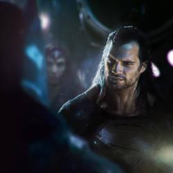The Return of Superman by vshen