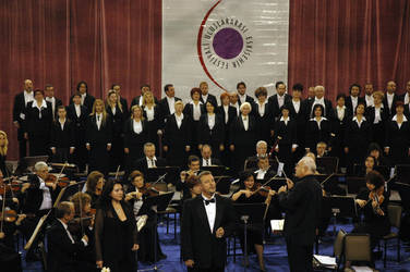 Plovdiv Filarmoni by husoo
