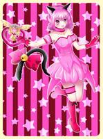 My Sweet Heart [Ichigo Momoyia] +speedpaint by SayakaIKArclight