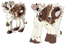 Brownie Bits Ref sheet by CapriBea