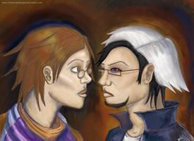 Dominic Deegan Fan Art by pun