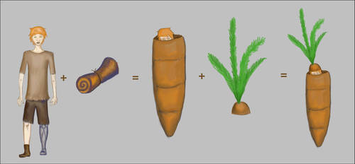 The Marcus Carrot by pun