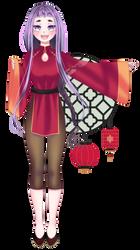 Mei Xiang Lee - Ropa casual by SunakoCracks