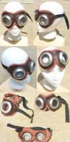 Goggles by Zinkyu
