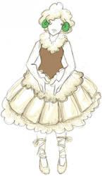 Whimsicott Dress by Zinkyu