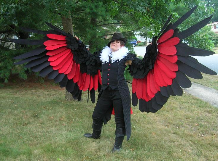 Big Wings by Zinkyu