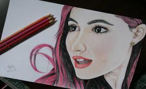 Ariana Grande~ by daps11