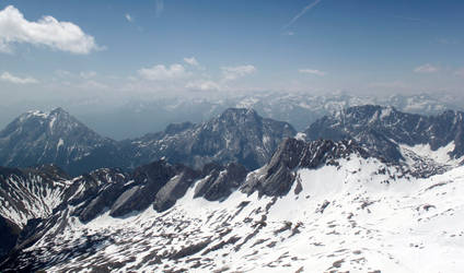 Zugspitze by hauskapellmeister