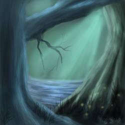 Dark Forest by PrettyKitty13