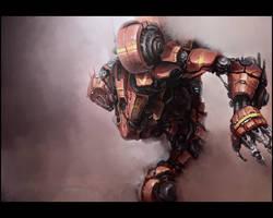 Robot wallpaper 1280x1024 by ALFDCLXVI