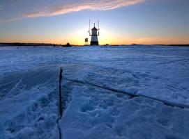 The Lighthouse by PekkaHartikainen