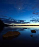 Into the night by PekkaHartikainen