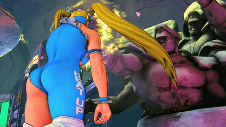 SFV - R.Mika (Story) Gets her soul taken away by Trapstar6139