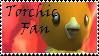Brawl: Torchic Fan Stamp by WolfTwilight