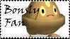 Brawl: Bonsly Fan Stamp by WolfTwilight