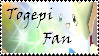 Brawl: Togepi Fan Stamp by WolfTwilight