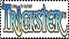 Trickster Online Stamp by WolfTwilight