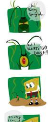 plankton bath by coffeebandit