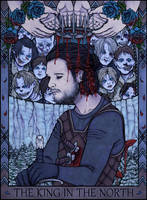 The King in the North by Jhiffi