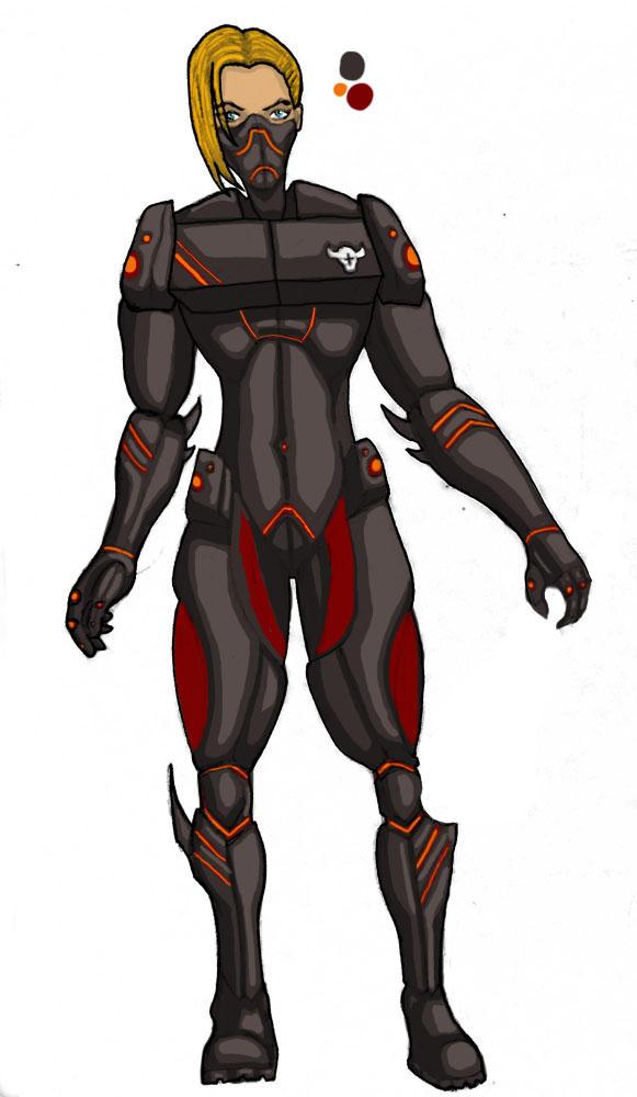 Elite Specialist 002 by TheBlackFireCompany