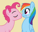 PPPPPinkieDashhhh (Or BubbleDash? XD) by Princess-Giuly-Frost