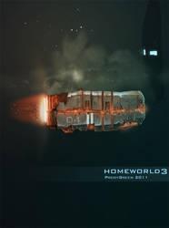 Homeworld by ProxyGreen