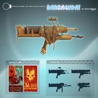 Barracuda by ProxyGreen