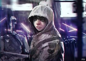 Rain by ProxyGreen