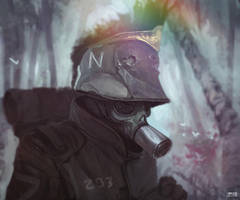 Imperial soldier by ProxyGreen