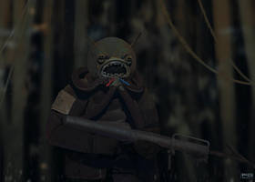 Hunter by ProxyGreen