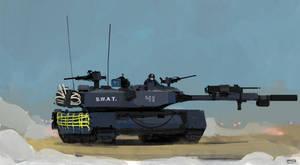 SWAT by ProxyGreen