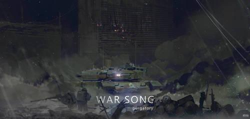 War Song - purgatory by ProxyGreen