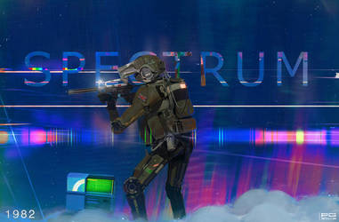Spectrum II by ProxyGreen