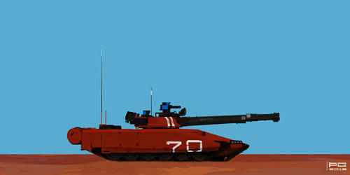 Infantry fighting vehicle concept by ProxyGreen