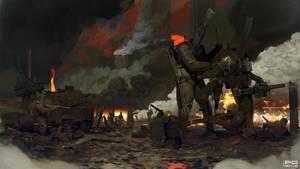 Insomnia - War by ProxyGreen