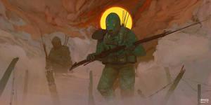 Shock Troops by ProxyGreen