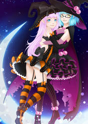 req: Sweet witches by Konoko-Yoyo-Tsuke