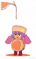 Pancake Niko by scottcok