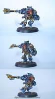 Great Wolf Logan Grimnar by Arastoru