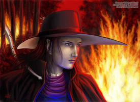 Dhampir and Inferno by Dorothy-T-Rose