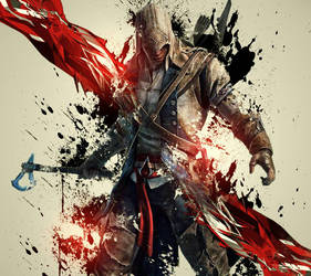Connor Kenway by FairyForever224