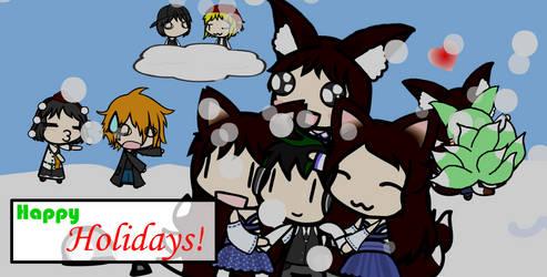Holiday Greetings by Zerorium