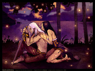 Geralt Kristina- FULL VIEW PLZ by junglecookie