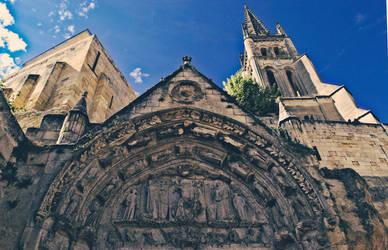 Frontispiece - Saint-Emilion by daemonkarl