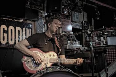 Blues Singer - FJ - God in by daemonkarl