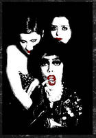 Rocky Horror Picture Show by Hodgy-Uk
