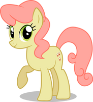 Pink Lady Vector by mandydax