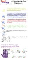 Tutorial: Guidelines for Hands by RheJulMag