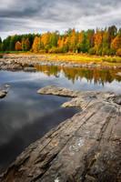 Autumn III by Omelettu