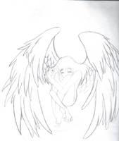 little angel by Cloud-Tentacles
